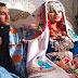 عروسان موريتانيان يقيمان حفل زفافهما على الطريقة الامأزبغية بنواكشوض