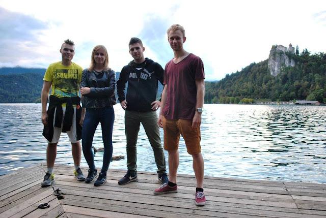 autostop eurotrip bled słowenia