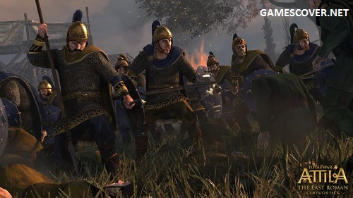 Total War: Attila Gameplay