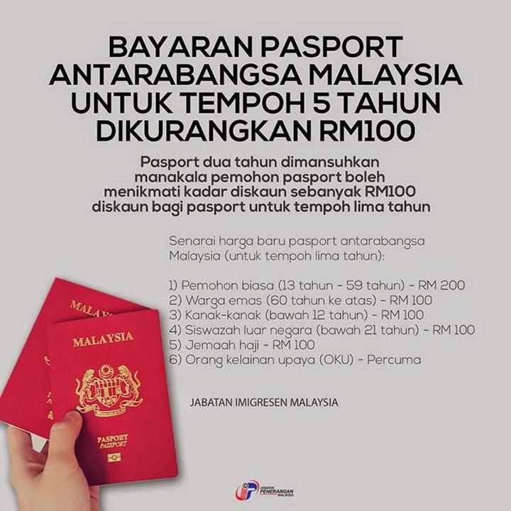 Passport Malaysia 2015