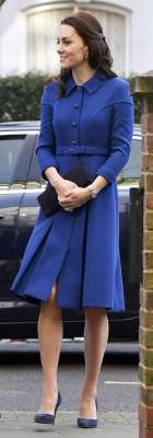 See Duchess Kate's latest style tribute to Princess Diana