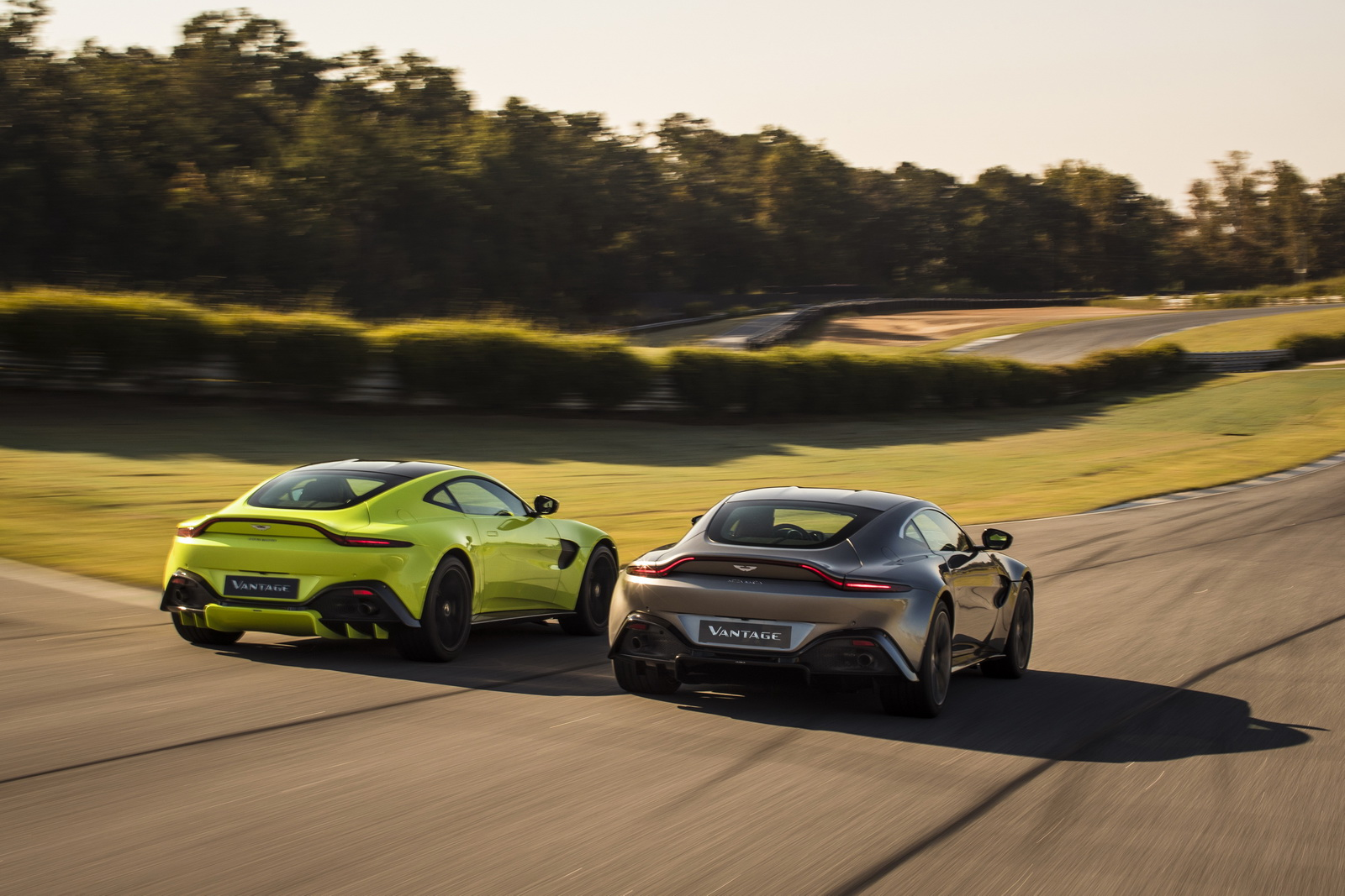 Aston Martin Actually Designed The New Vantage Before Bond