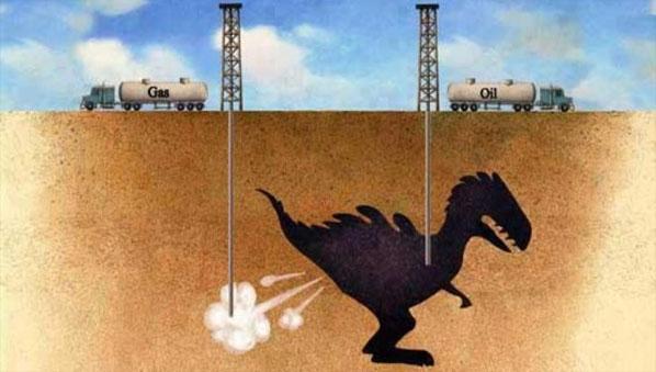 Mengapa Tidak Setiap Negara Didunia Memiliki Sumber Minyak Bumi