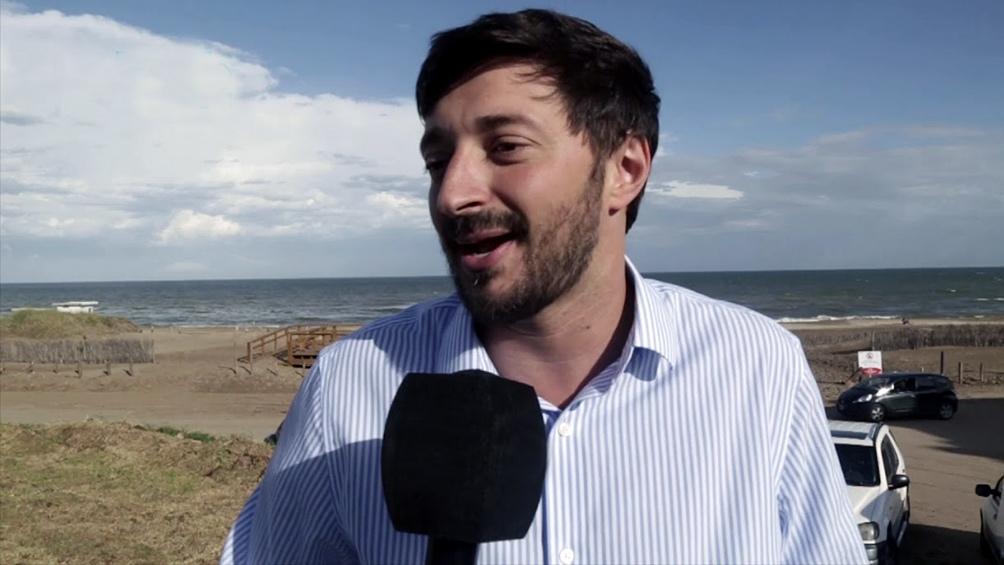 Martín Yeza - Intendente de Pinamar