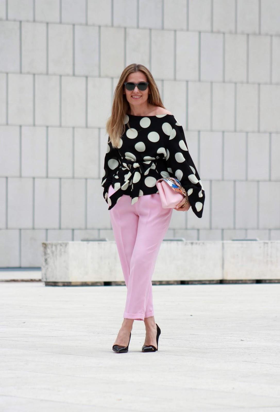 Consigli su come indossare i pois - Eniwhere Fashion