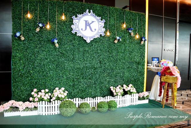 Royal Blue amp Outdoor Garden Wedding Theme At Connexion