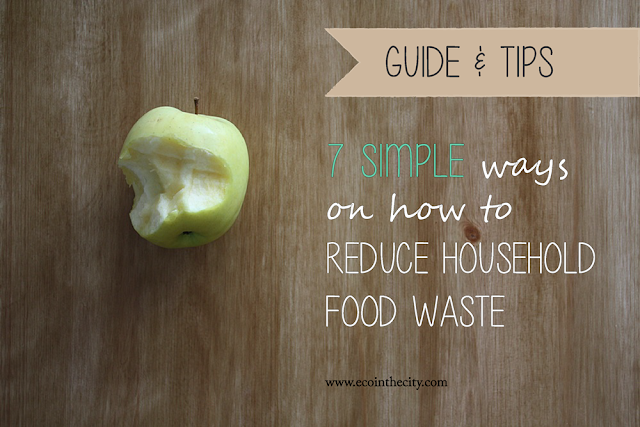 How to minimize food waste in  the household