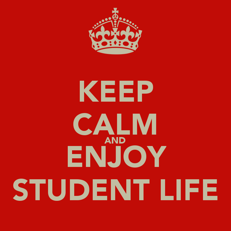 3 reasons to love student life