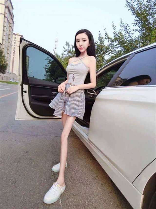 Young Asian Teen Girl Claim She The Most Beautiful With Perfect Body - Karen News-7612
