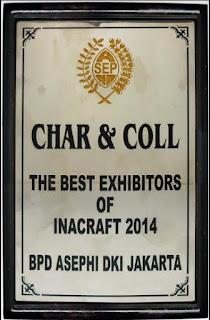 Best Booth 2015 - Pameran INACRAFT Jakarta