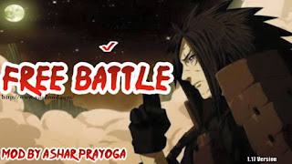 Download Naruto Senki AP7 v2 Fixed FC by Ashar Apk