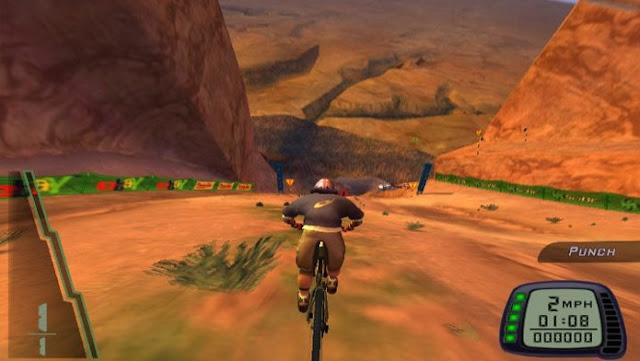 downhill domination ps2  برابط واحد من ميديافاير