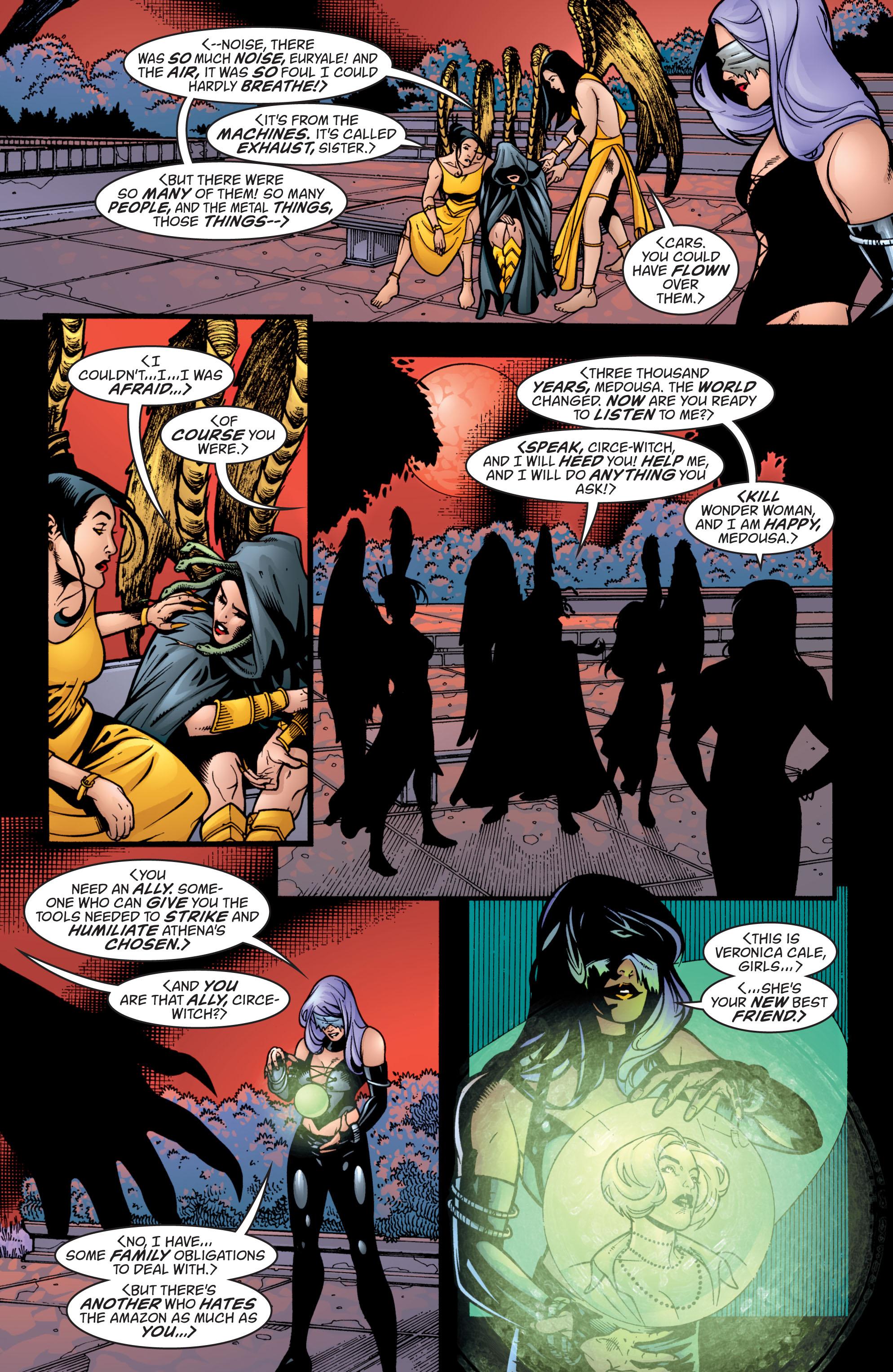 Read online Wonder Woman (1987) comic -  Issue #206 - 22
