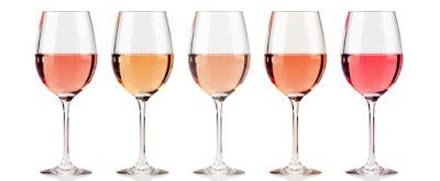 blog vin Beaux-Vins vins comment choisir vin rosé couleurs