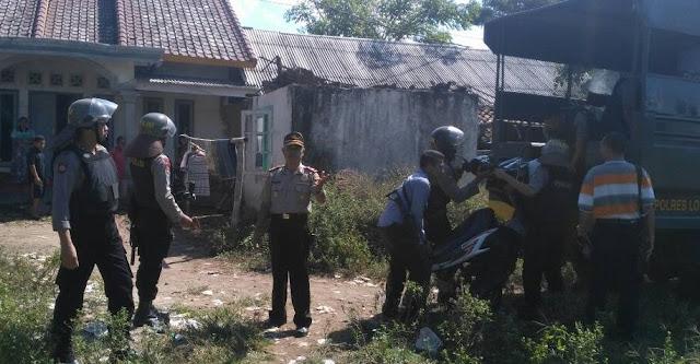 Warung Tuak Digerebek Polisi Bulan Puasa