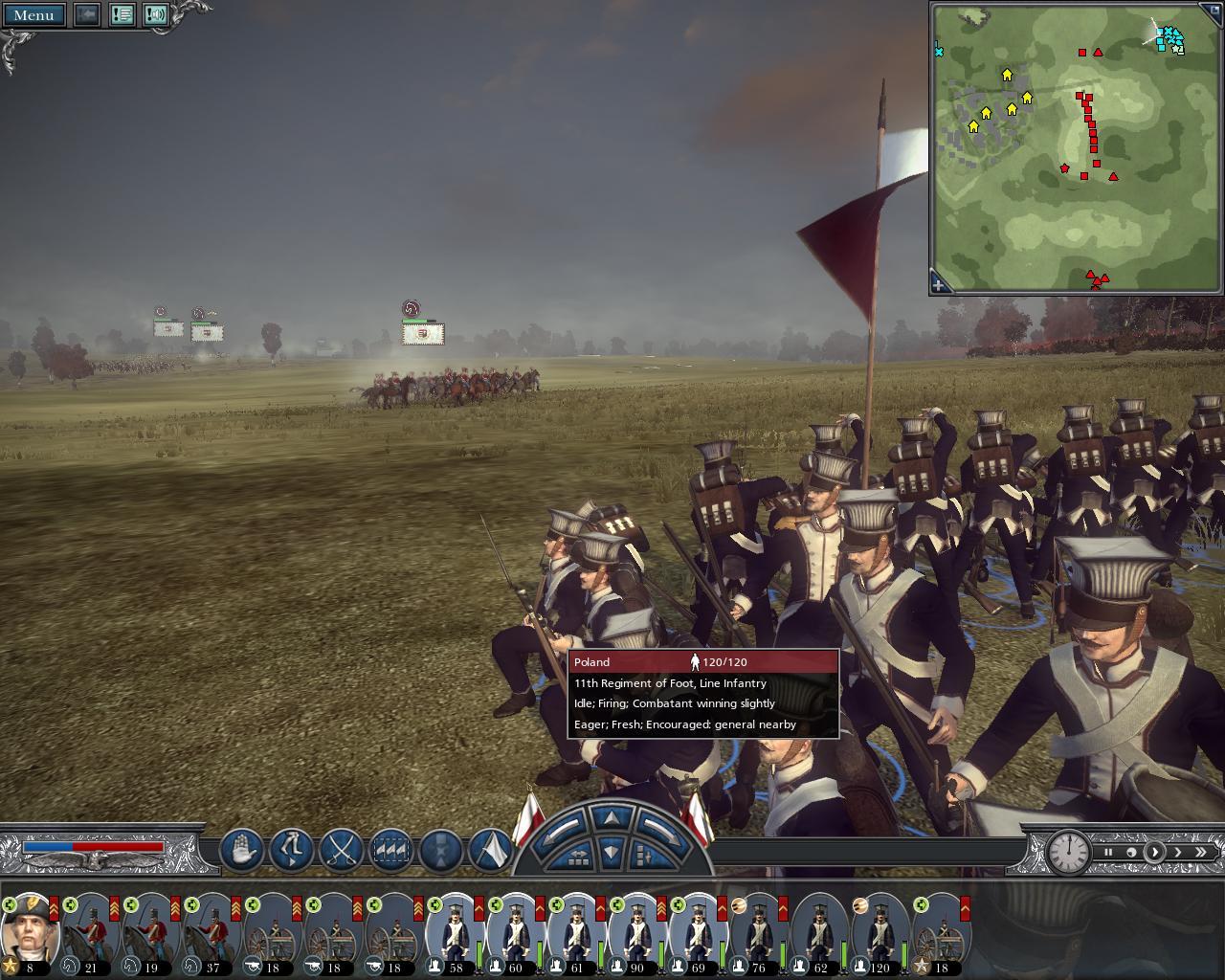 Anatoli's Game Room: Napoleon Total War