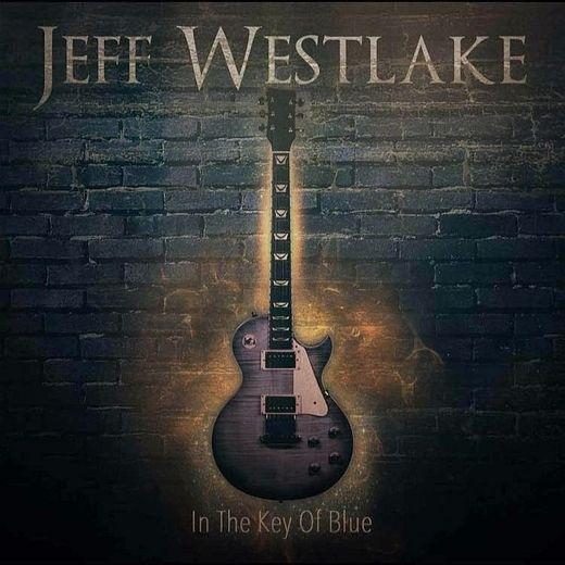 JEFF WESTLAKE (Hydrogyn) - In The Key Of Blue (2017) full