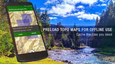 BackCountry Nav Topo Maps GPS