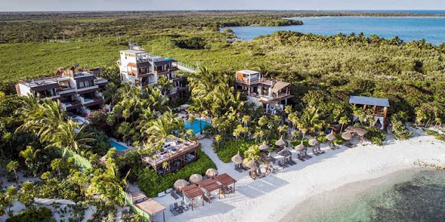 Luxury Hotel Tulum Jashita: if you want a private luxury beachfront Boutique Hotel, Suites, villas in Tulum, you are in the right place.