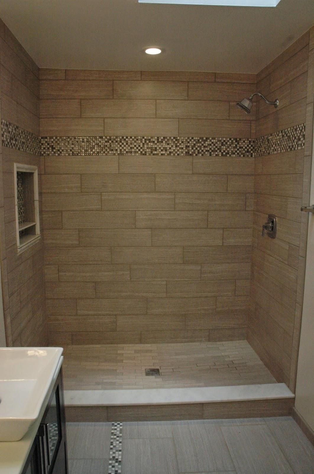 12x24 Tile Installation Custom Tile Showers, Bathroom Design, Renovations & Flooring