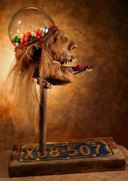 Geinball Machine (by Thomas Kuebler)