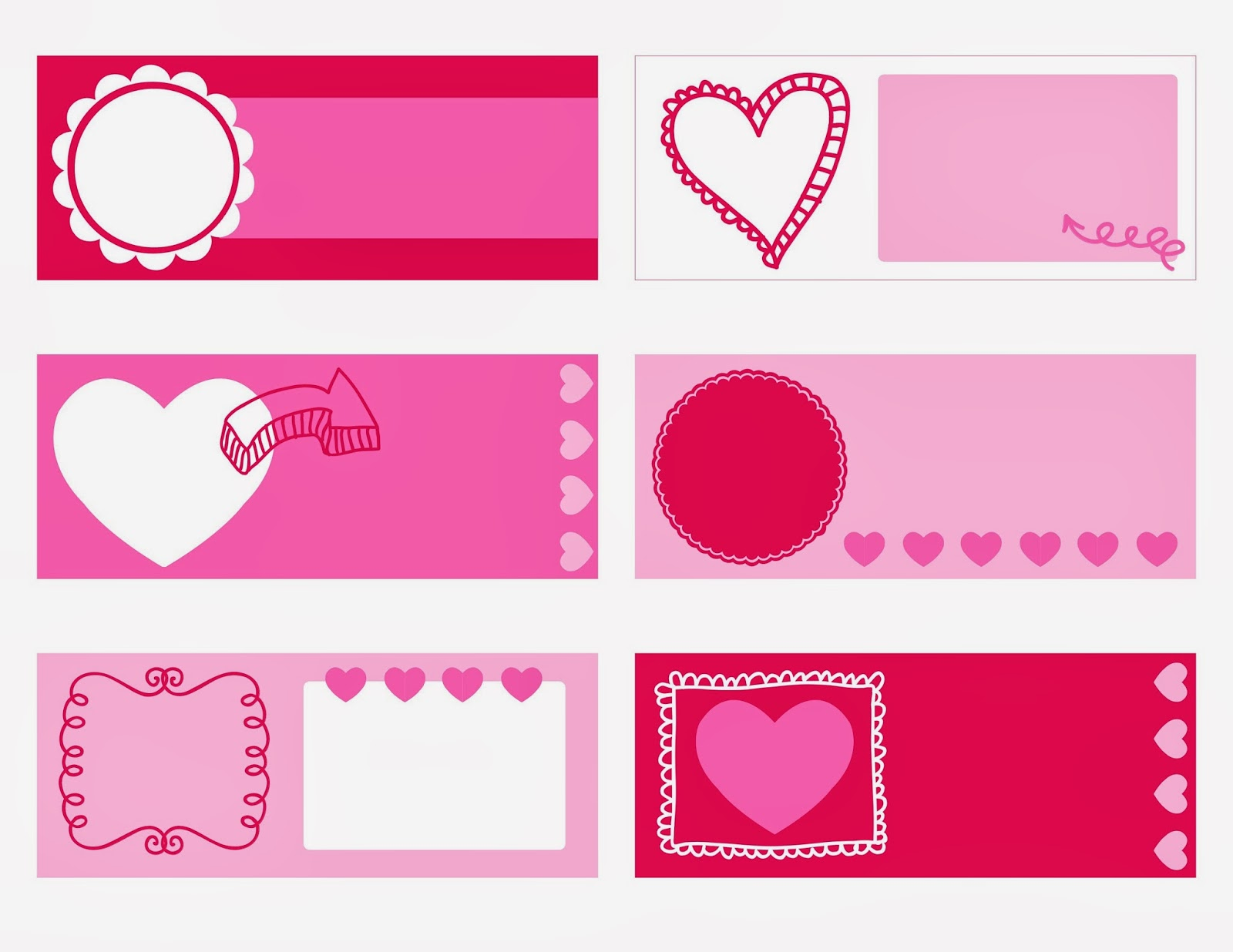 Everyday Art Printable Valentine S Coupons For Kids