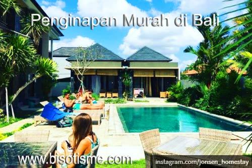 Jonsen Homestay Cangu Bali Penginapan Murah