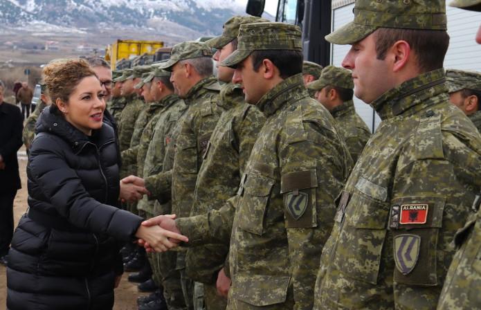 Υπουργός Άμυνας Αλβανίας: Οι στρατιώτες μας είναι στρατιώτες των ΗΠΑ
