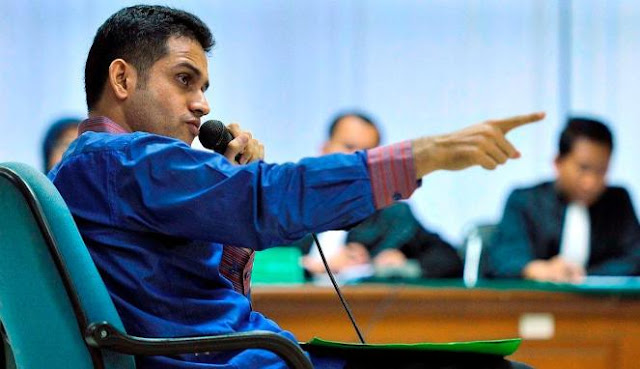 Dipersilahkan KPK Sampaikan Bukti, Nazaruddin : Bukti Saya Cukup Jadikan Fahri Hamzah Tersangka