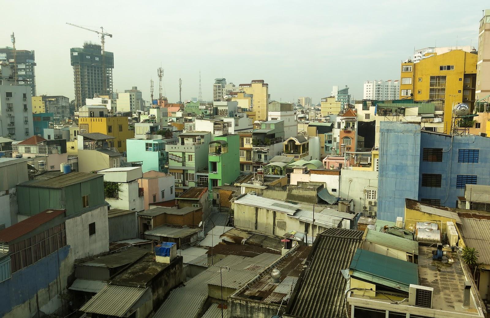 New Pearl Hotel Saigon