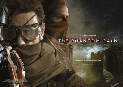 Download Metal Gear Solid V The Phantom Pain Game