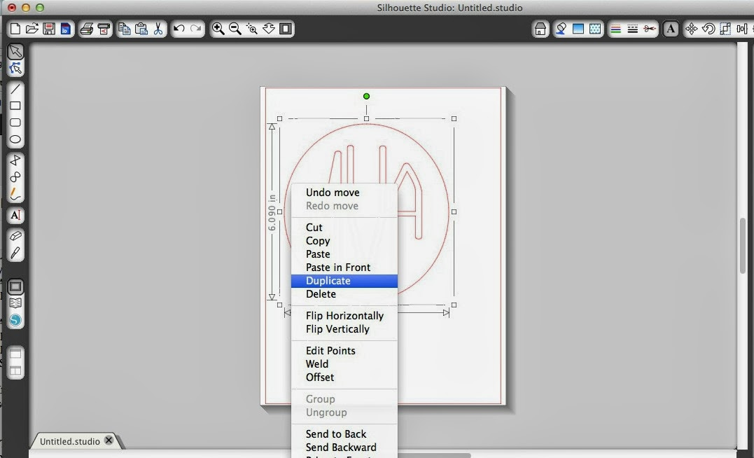 how to make an ellipse move in manga studio