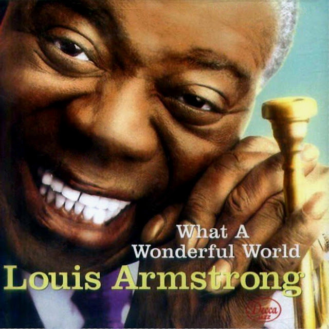 Louis Armstrong What A Wonderful World Japanese Lyrics With Video