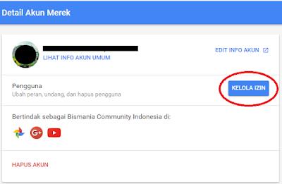 Solusi channel youtube utama dinonaktifkan, channel anakan masih aktif