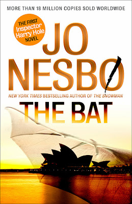 The Bat by Jo Nesbo (translated by Don Bartlett) – book cover