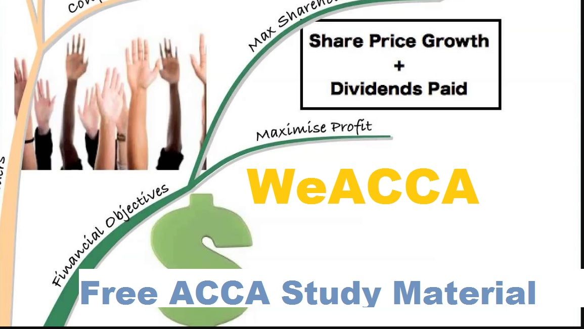 Free Accounting Study Material