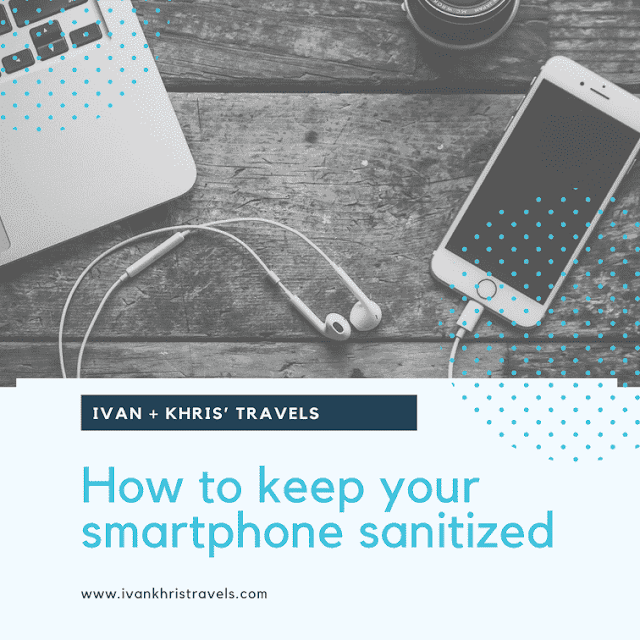 Tips on keeping your smartphone and gadgets sanitized