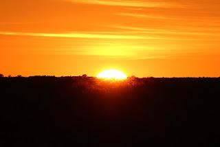 Sunrise at Uluru - Ayers Rock