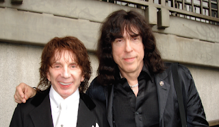 Phil Spector et Marky Ramone