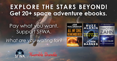 Humble Book Bundle: Adventures in Science Fiction presented by Open Road Media!