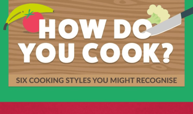 How Do You Cook? 6 Cooking Styles You Might Recognize
