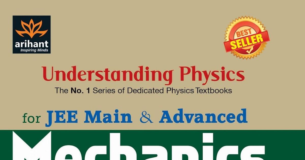 DC Pandey Mechanics Part 1 Solution PDF | JEE Study Material