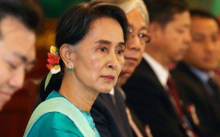 Suu Kyi tak Lagi Jadi Idola Aktivis Muda Myanmar