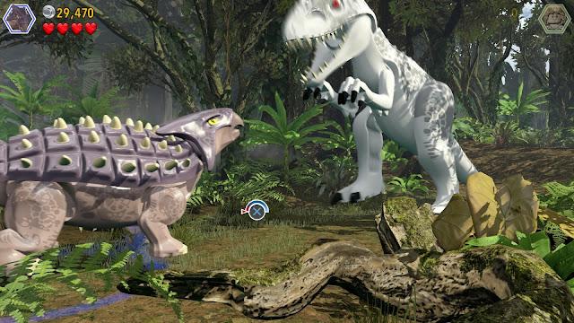 Lego Jurassic World Full Version
