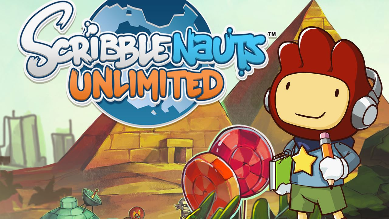 Scribblenauts Unlimited APK Mod v1.14+Data Paid, Offline for Android