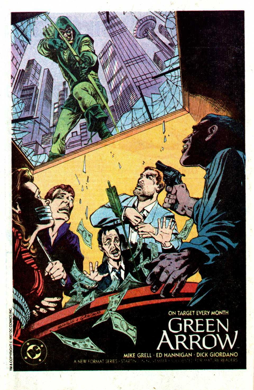 Read online Secret Origins (1986) comic -  Issue #22 - 43