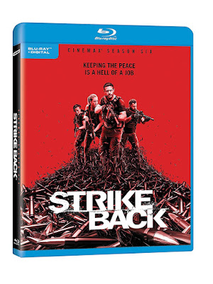 Strike Back Season 6 Bluray