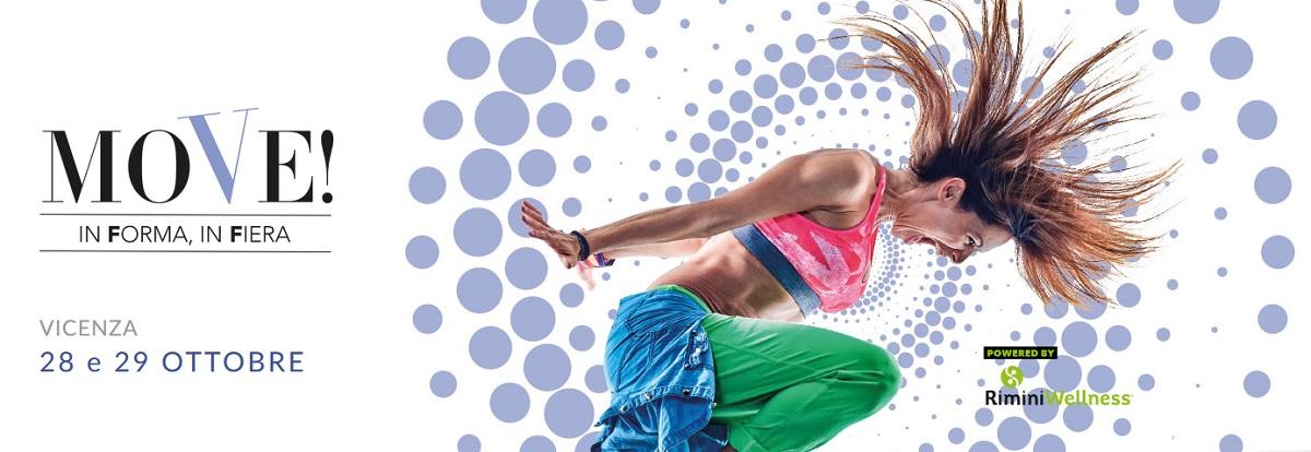 Fitness e wellness da scoprire sul campo, alla fiera di Vicenza – Città Europea dello sport 2017 –  il 28 e 29 ottobre con tante attività, player e guru internazionali del settore