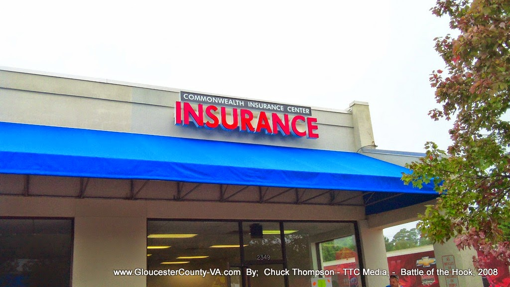 Va Car Insurance Card