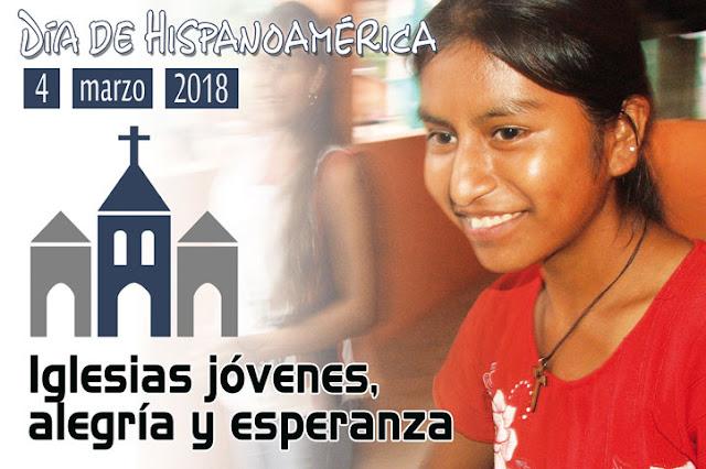 Cartel Día de Hispanoamérica 2018